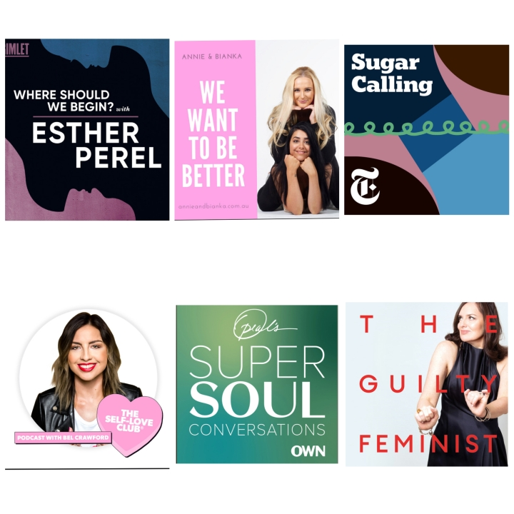Best Female-Led Podcasts